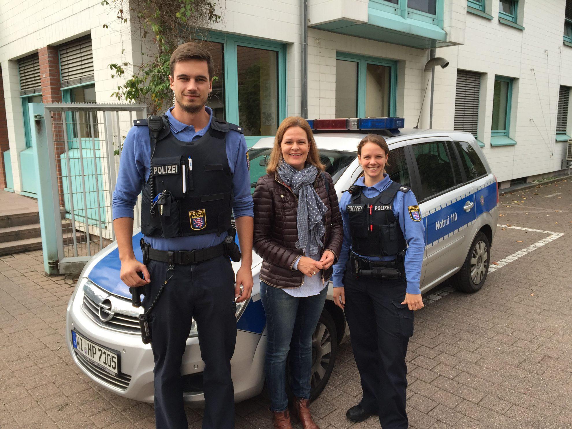 Eschborn Polizei